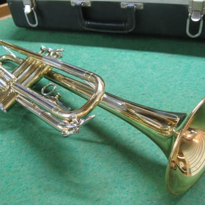 Blessing B125 Trumpet - Refurbished - Blessing Hard Case and Blessing 7C MP