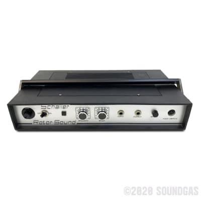 Schaller Rotor Sound *Soundgas Serviced* for sale