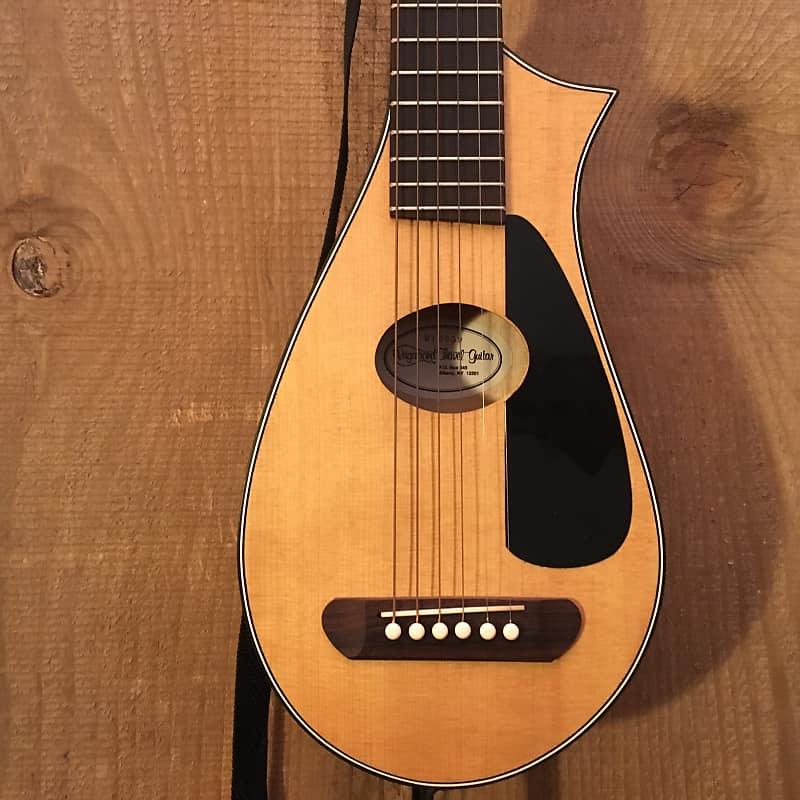 Vagabond Travel Guitar W Original Case Reverb