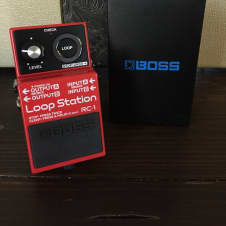 Boss RC-1 2000s Red