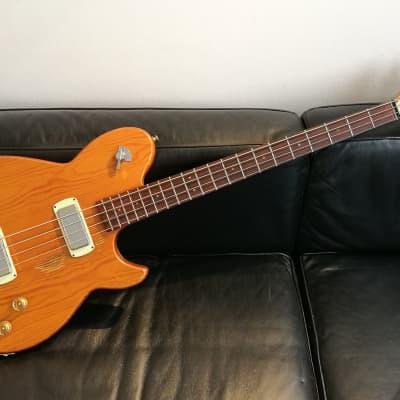 Framus Nashville Bass - Natural wood (1975) for sale