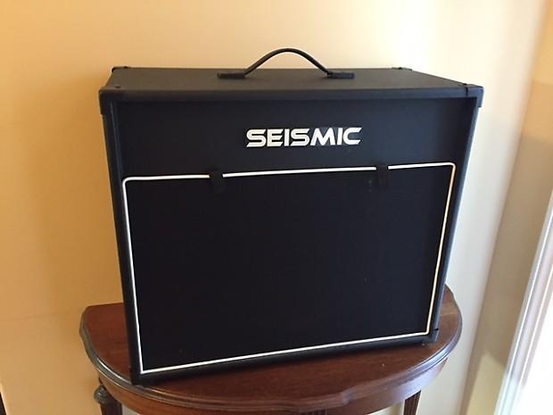 Seismic Audio Luke 1x12 Guitar Cabinet W/ Celestion Vintage 30 (16 Ohm)