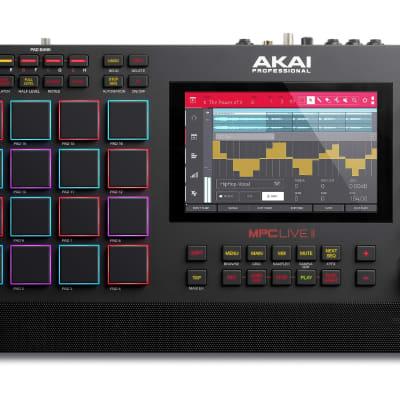 Akai Pro MPC Live II Standalone Music Production Center  - Refurbished by AKAI + Warranty.  Limited!