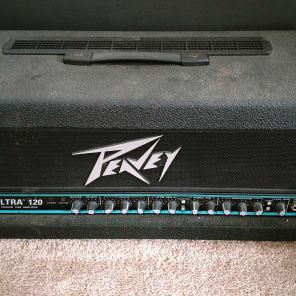 Peavey Ultra 120 Vacuum Tube Amplifier 120-Watt Guitar Head