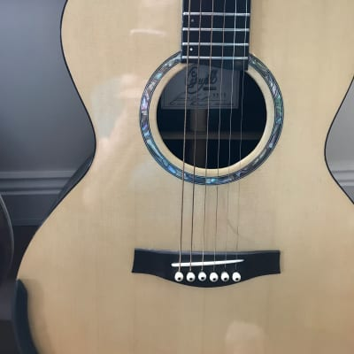 Cargill Parlour Custom acoustic  1984 Aged Natural Semi-Gloss for sale