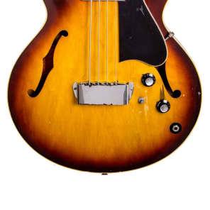 Gibson EB-2 Sunburst 1968