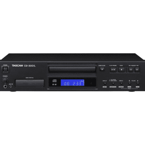 Tascam CD-200iL CD Player