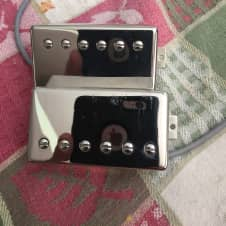 Epiphone pro humbuckers used Pro humbuckers Current Chrome