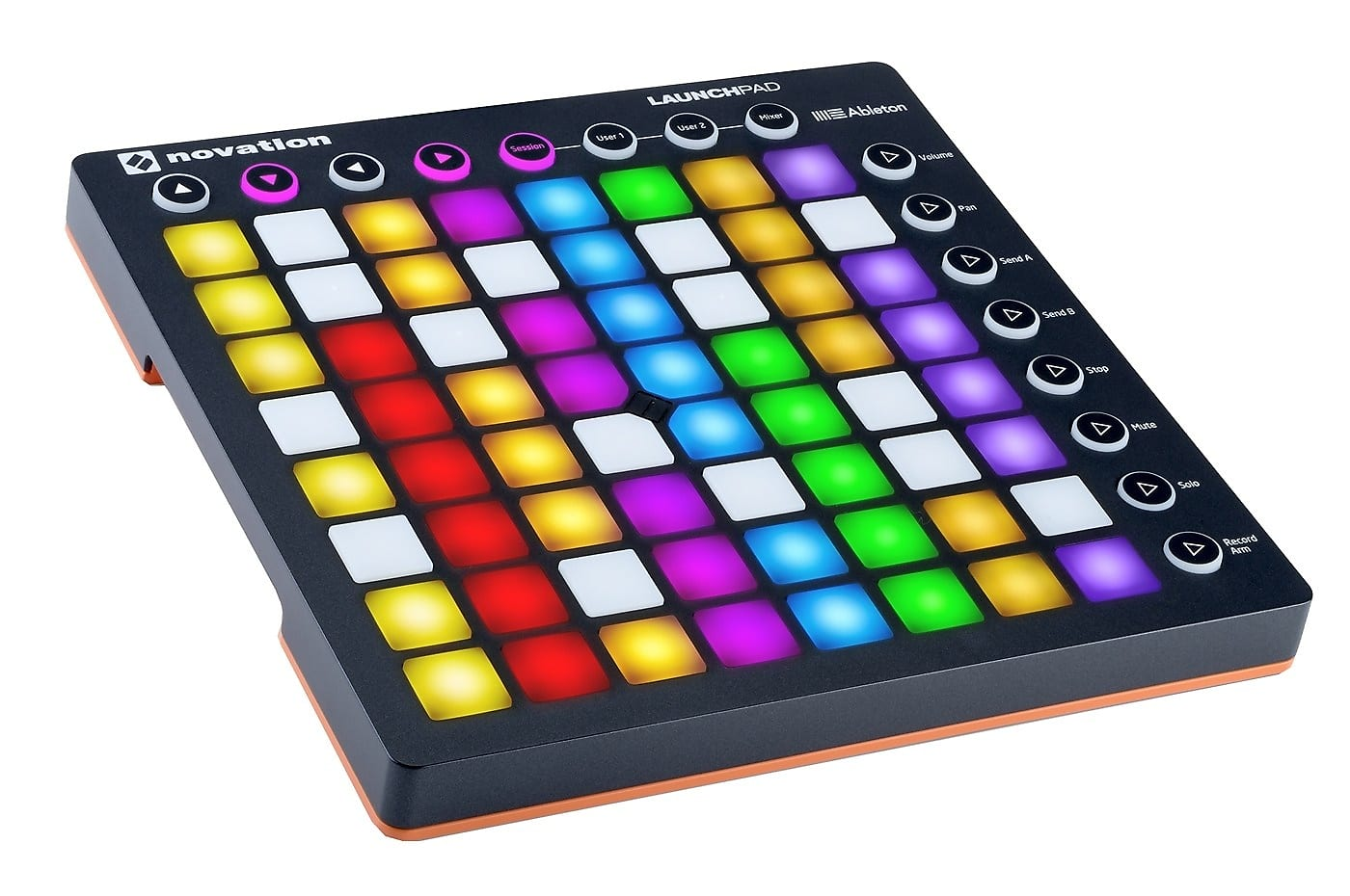 Novation LaunchPad S MKII MIDI Controller Looper 64-Pad Grid with Ableton
