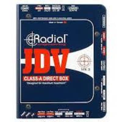 Radial JDV Mk3 DI Box