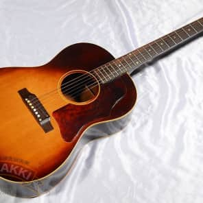 Vintage Gibson Acoustic Guitars Made In 1960 1970 Reverb