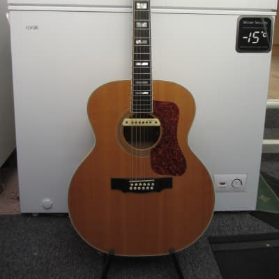 GUILD F-412 2005 NATURAL for sale