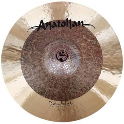 """Anatolian 20"""" Doublet Thin Ride"""