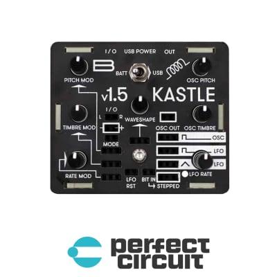 BASTL Instruments Kastle Handheld Modular Synthesizer (v1.5)