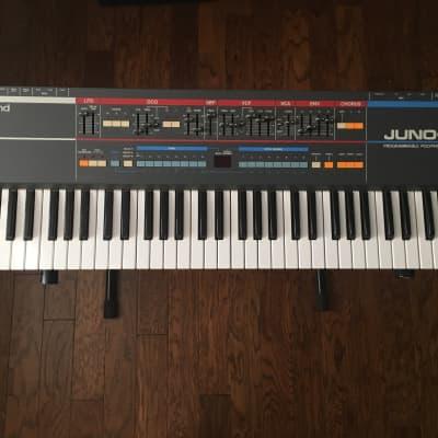 Roland Juno-106 Analog Polyphonic Synthesizer