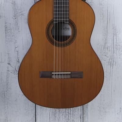 Cordoba Iberia Series C5 Classical Acoustic Guitar Solid Cedar Top Gloss Finish