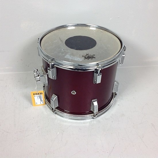 Pulse 13 INCH TOM Single Drum Red