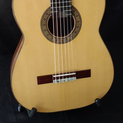 """2007 Edwards """"Luthien"""" Rosewood and Spruce Classical Guitar"""