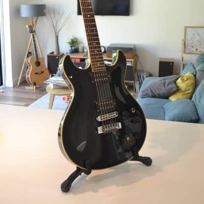 Fender Esprit Elite  1984 Black for sale