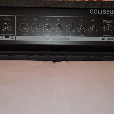 Sunn Coliseum-300 300-Watt Bass Amplifier Head