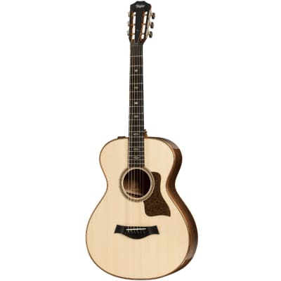 Taylor 712e 12-Fret Sitka Spruce/Rosewood Grand Concert with Electronics Natural 2017