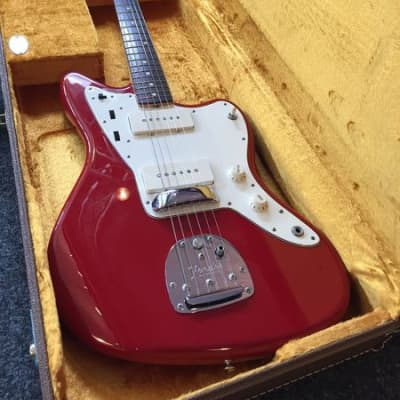 2005 FENDER Jazzmaster Masterbuilt John English red for sale
