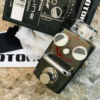 Hotone Skyline Series WHIP Analog Metal Guitar Effects Pedal [EX-Demo] for sale