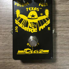 Diaz Texas Square Face