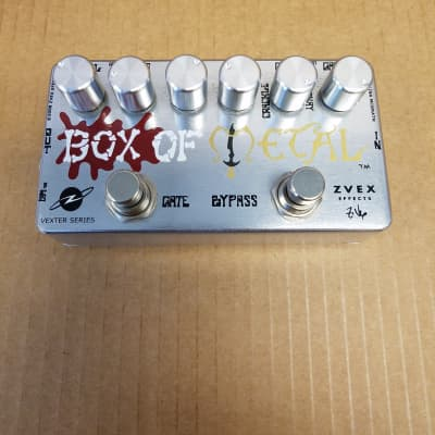Zvex Effects Pedal | Box of Metal
