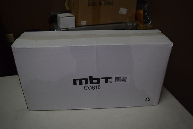 c660a43e1f2b MBT CX1616 Lighting Controller New in the Box