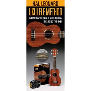 Hal Leonard Ukulele Starter Pack