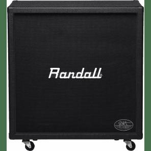 Randall Kirk Hammett Signature Series RS412KH100 400W 4x12 Guitar Speaker Cabinet for sale