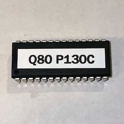 """Latest OS """"C"""" for the Kawai Q80 - P130C - ROM Upgrade Kit - New EPROM system update chip"""