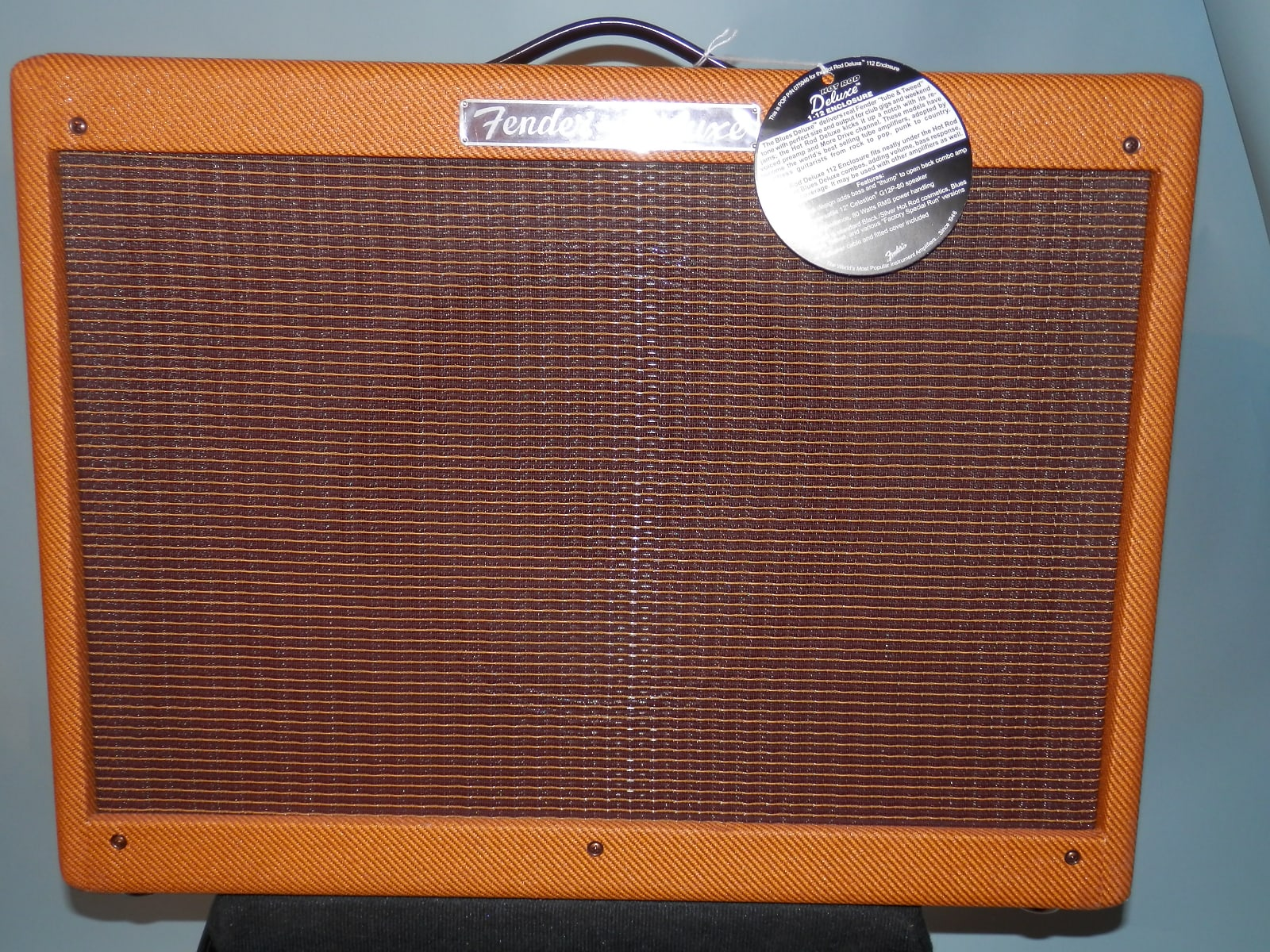Fender 80-watt 1x12