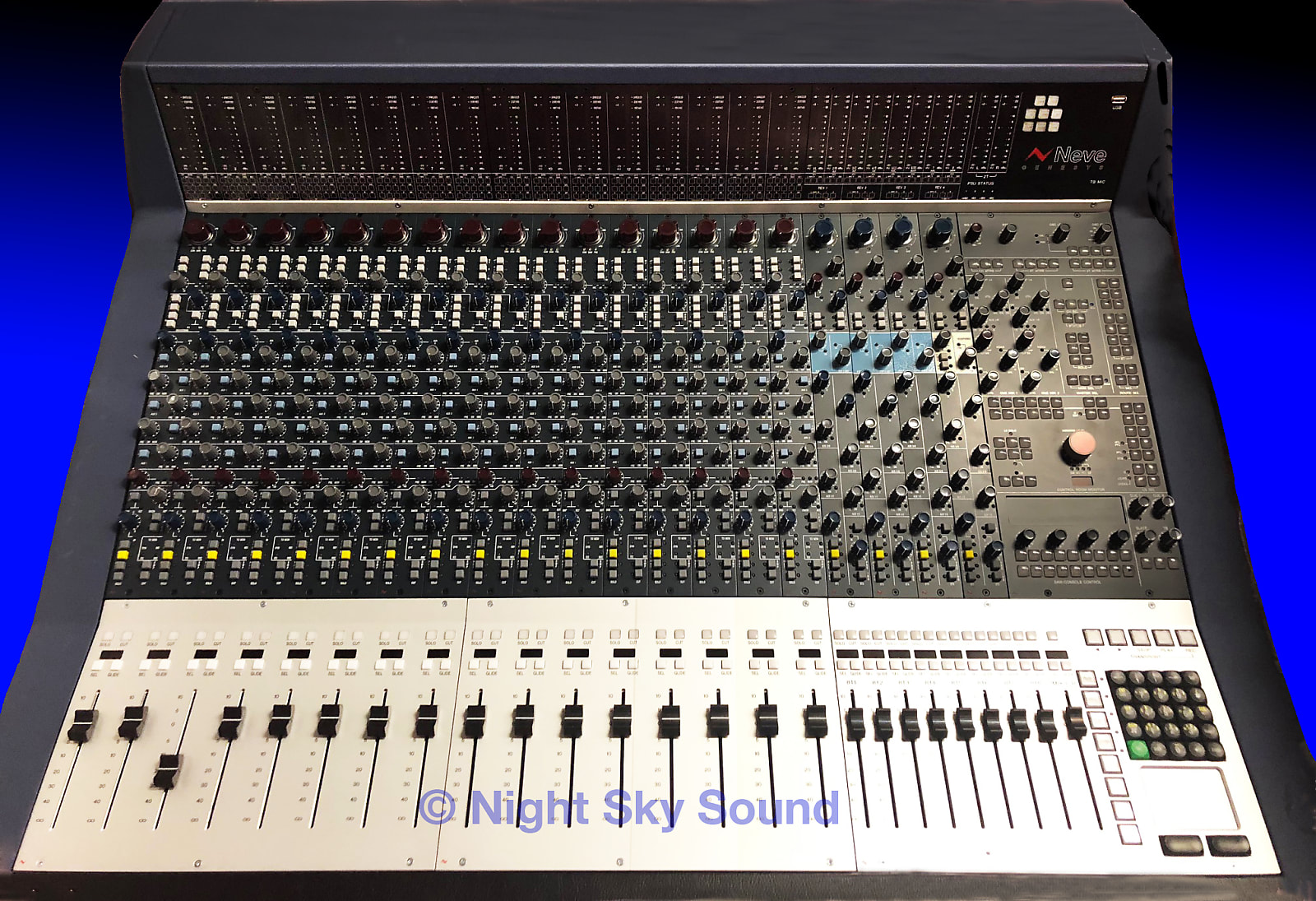 AMS Neve Genesys G32 • 32 Input x 16 Fader • 1073 Mic Pres • LOADED • NEW in Crate • Warranty -SOLD!