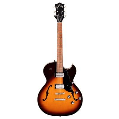 Guild Starfire I SC Semi-Hollow Electric Guitar - Antique Burst for sale