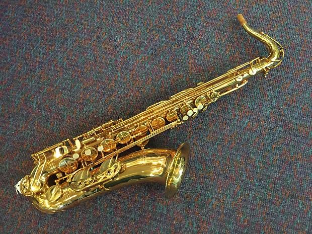 Outstanding Buffet 400 Series Tenor Saxophone Intermediate High F Gold Interior Design Ideas Lukepblogthenellocom