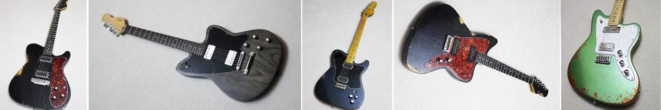 Notacaster by Dan Wolf Guitars