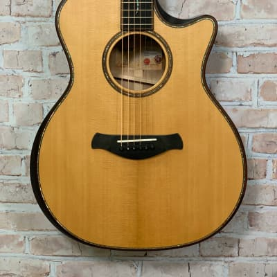 Taylor Builder's Edition K14ce Grand Auditorium with V-Class Bracing Natural 2018 (New Haven, CT) for sale