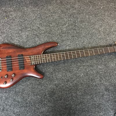 Ibanez SR505 Five-String Electric Bass Guitar for sale
