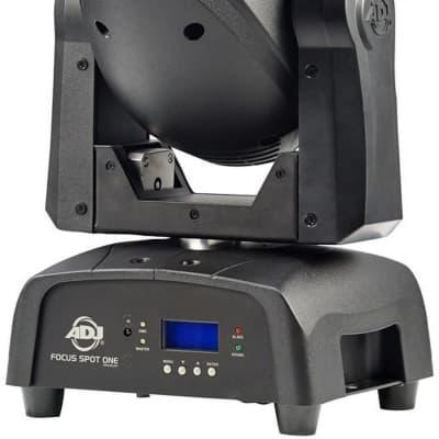 American DJ FOC598 Focus Spot One Moving Head LED Light