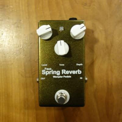 Wampler Faux Spring Reverb Pedal