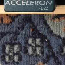 Resonant Electronic  Acceleron Fuzz Blue