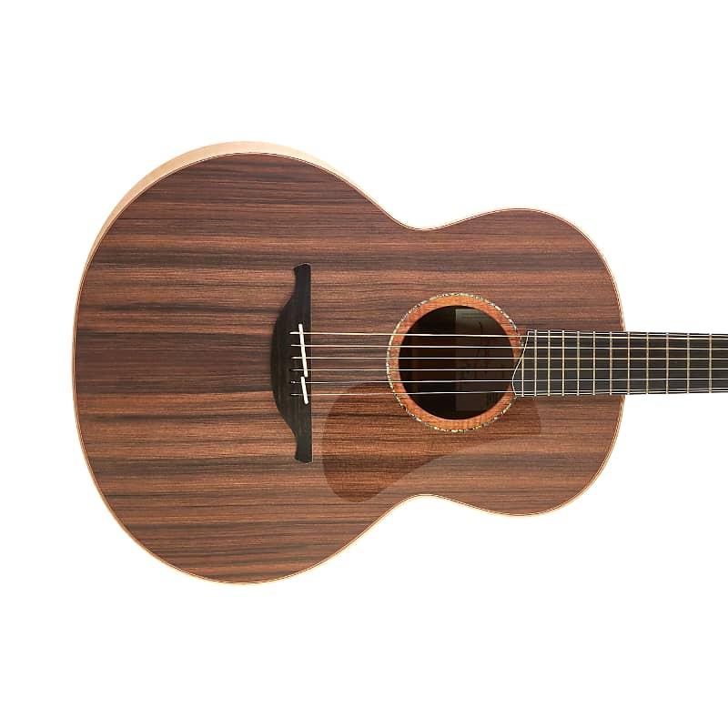 Lowden F-50 Macassar Ebony / Sinker Redwood | Guitar Village