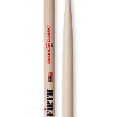 Vic Firth F1 American Classic Drum Sticks