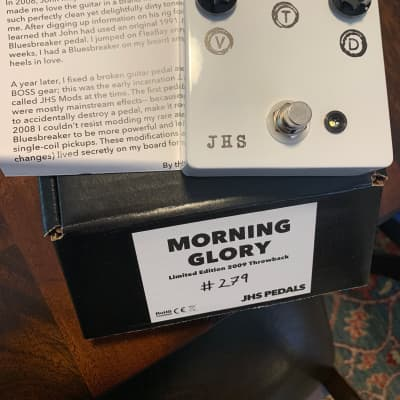 JHS Morning Glory V1 Throwback - Pedal Movie Exclusive