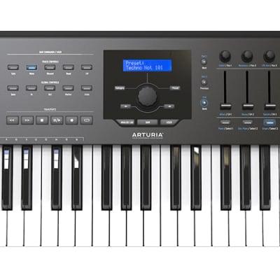 Arturia KeyLab MkII 49 Keyboard Controller - Black