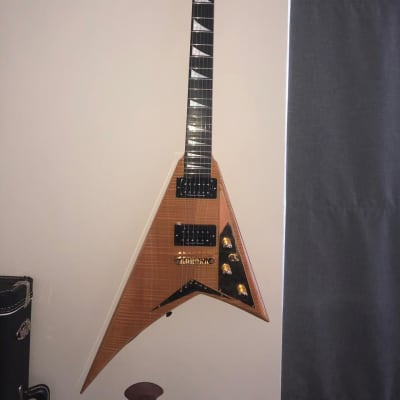 2006 Jackson Pro Rhoads RRT-5 Trans Amber for sale
