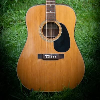 Kawai F-180DE Acoustic. Martin copy?  Made in Japan. See video for sale