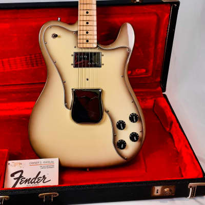Fender Telecaster Custom  'Antigua'  1977 (Free Worldwide Shipping)